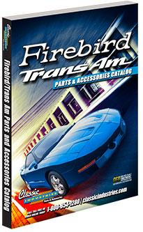 Firebird and Trans-Am