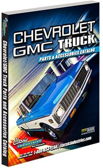 1947-2008 Chevy Truck Parts and GMC Truck Parts