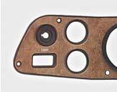 Tri-Five Chevy Dash Components