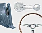 2010-Up Camaro Interior Hard Parts