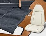 Ford Fairlane Interior Soft Goods