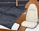 Mercury Capri Interior Soft Goods