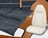 Ford F-Series Interior Soft Goods