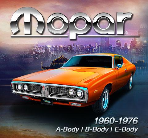 1960-1976 Mopar - A-Body / B-Body / Ebody