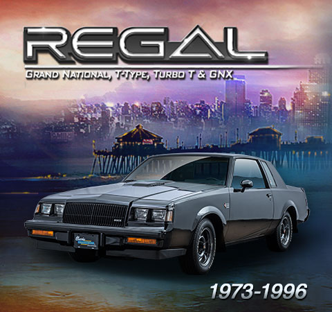 Classic Industries 1973 1987 Buick Regal Parts And