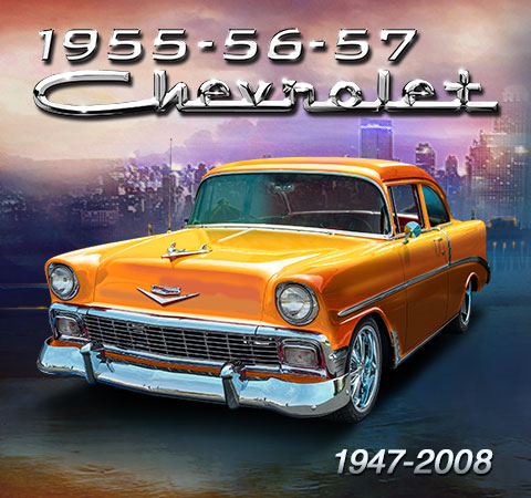 1955 1956 1957 Tri-Five Chevy