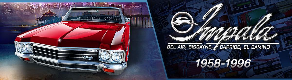 Impala 1958-1996