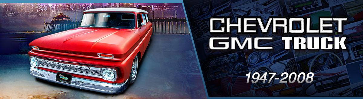 Chevrolet GMC Truck 1947-2008