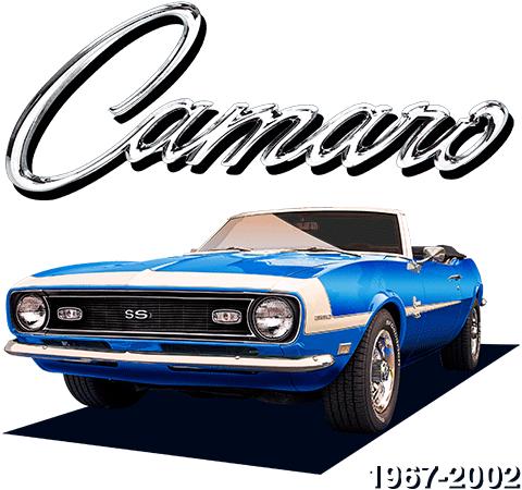 Camaro 1967-2002