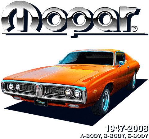 1960-1976 Mopar Dodge and Plymouth Parts and Accessories