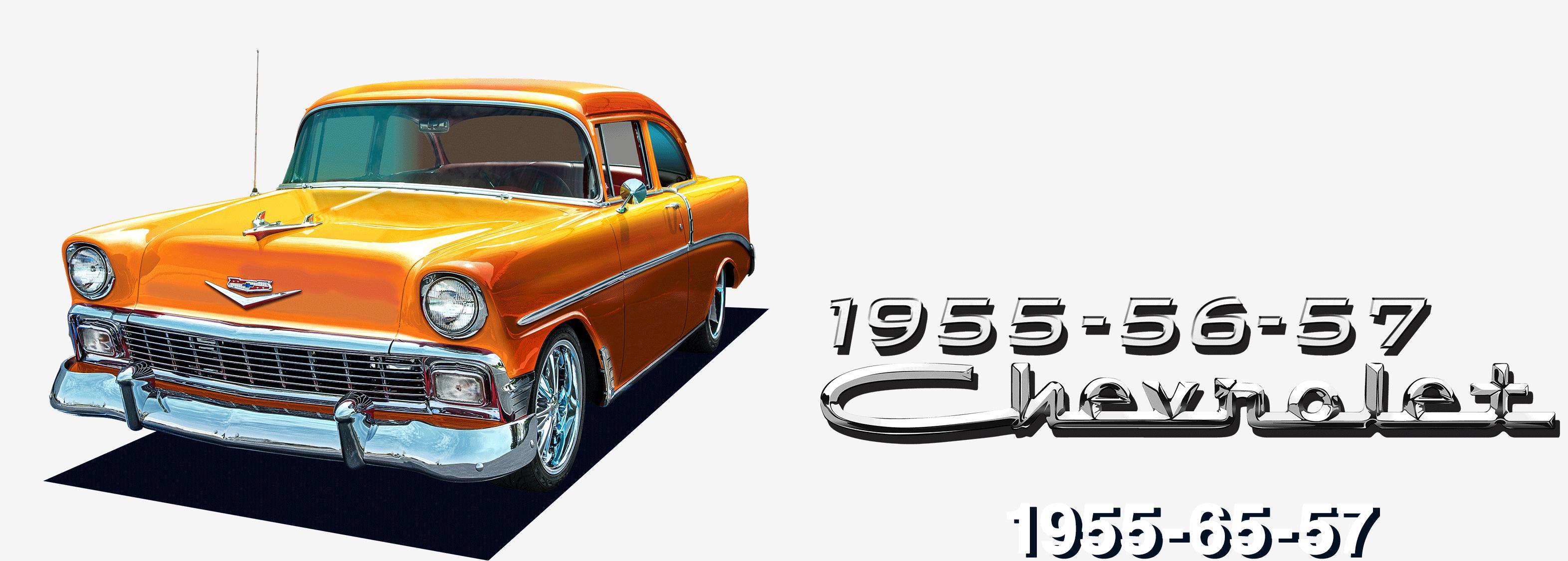 Tri-five 1955-56-57