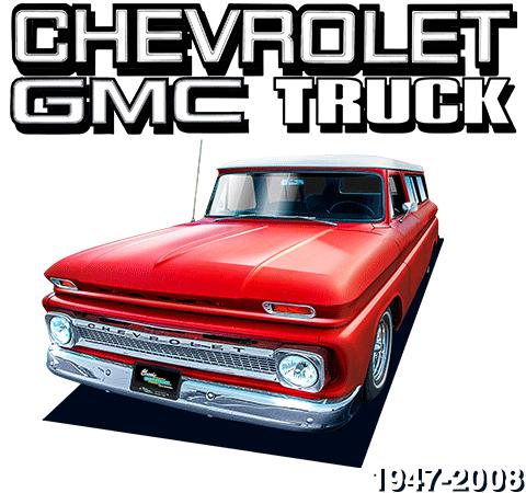 Truck GMC 1947-2008