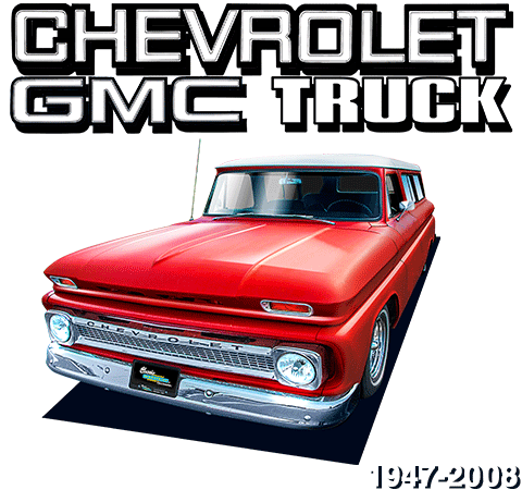 1947 2008 Gmc And Chevy Truck Parts And Accessories